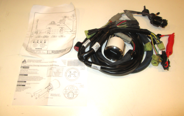 Honda Marine Ignition Panel Kit Wire Harness W Kill on mercury outboard schematics roslonek