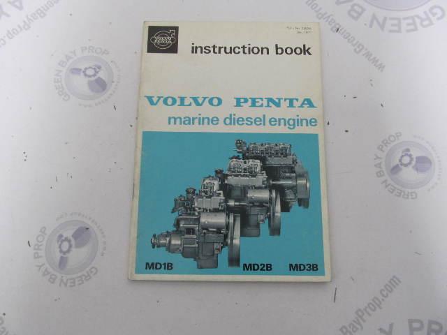 2492a volvo marine diesel md1 md2b md3b owners instruction book 2492a volvo marine diesel md1 md2b md3b owners instruction book 1971 publicscrutiny Images