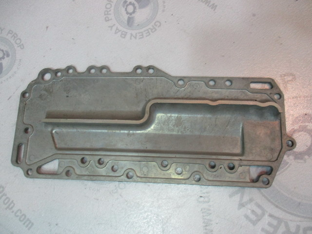 52098 Mercury 800 Outboard 80 HP Baffle Exhaust Manifold Plate 1970-1972 52098T
