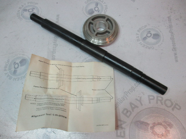 91-57797A1 Mercury Mercruiser Standard Transom Alignment Tool Kit