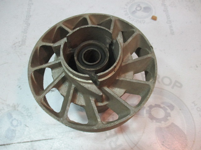386891 Evinrude Johnson Outboard 15-35 HP 14 Tooth Spline Load Test Wheel Prop