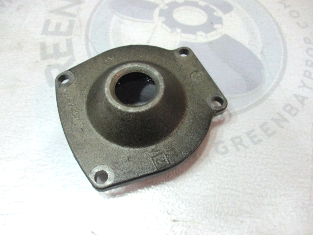 1171-9787A4 Mercury Outboard 200-300 HP DFI Cylinder Block Lower End Cap