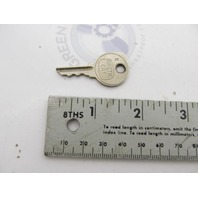 0109-354 Arctic Cat Snowmobile Ignition Switch Key C
