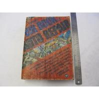1977 Petersen's Big Book of Auto Repair Manual