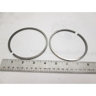 0378427 OMC Evinrude Johnson Outboard Crankshaft Seal Ring Set of 2 OEM