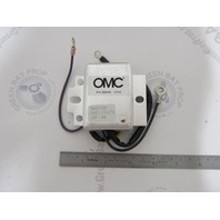 0383440 383440 OMC Stringer Stern Drive Voltage Regulator 1961-81