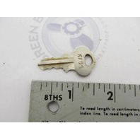 0501600 501600 OMC Ignition Key KF-85 for Evinrude Johnson Vintage Outboards