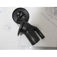 0542DPGBLK PERKO COMBINATION GAS FILL/VENT, PLASTIC, Angled