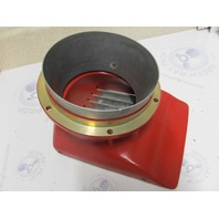 """224.2 Marine Outboard Jets Small Series 18-40 HP Red 6"""" Intake Assy"""