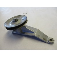 0910492 Idler Pulley & Bracket for OMC Stringer Sterndrives W/O Power Steering  0982709