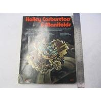 1976 Holley Carburetors & Manifolds Manual