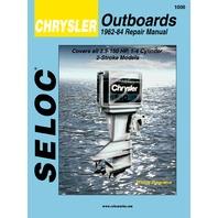 Chrysler Outboard 3.5-150 HP 1962-84 Shop Repair Service Manual 1000
