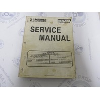 90-13645-2 Mercury Mariner Outboard Service Manual 70-115 HP 1987-1993