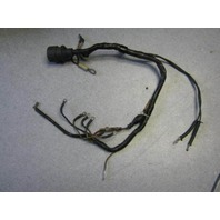 Evinrude 3 Cyl 60 1970 Engine Cable Outboard Motor Wire Harness 10 Pin 384050