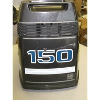 Force Outboard 150 HP Boat Cowling Cover Top Hood Cap