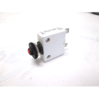 1680-220-050 Boat Push to Reset Circuit Breaker 5 Amp Red Button