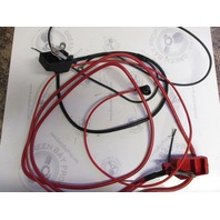 Battery Cable Set Mercruiser Bayliner Capri 1750LS Electrical Lengths Vary!