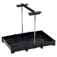 22021 Seachoice Battery Hold-Down Tray for 24 Series Batteries