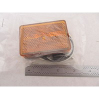 47-222012 Wesbar LED Amber Waterproof Clearance Light