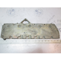 26025 Vintage Mercury Mark 75 6 Cyl Outboard Exhaust Manifold Cover NLA