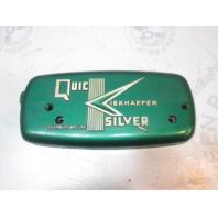 26657 Vintage Quicksilver Kiekhaefer Fits Mercury Remote Control Cover