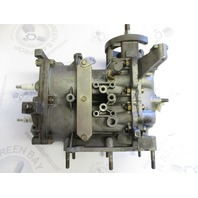 837-2756A 2 Mercury 7.5 9.8 110 Hp Outboard Cylinder Block Crankcase Power Head
