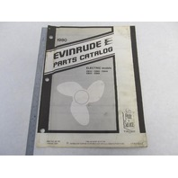 281555 Evinrude 1980 Electric Outboard Models Parts Catalog