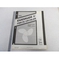 281560 Evinrude 1980 Outboard 70-75 HP Parts Catalog