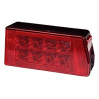 """Boat Trailer Submersible LED Right Hand Tail Light 6 Functions Over 80"""""""