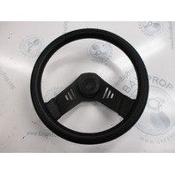 "Classic Vintage 1989 Regal Medallion Marine Boat Steering Wheel 13"""