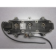 900-819857A 3 Force Outboard Cylinder Head 3 Cyl
