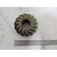 0313258 313258 OMC Stern Drive Vintage Pinion Gear