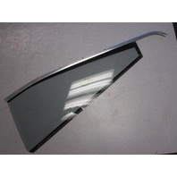 "1988-89 Bayliner Capri Port Left Side Rear Tinted Windshield Window 51.75"" Long"