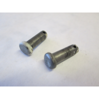 0318197 318197 Johnson Evinrude Link Pins (2) Outboard 50-75hp