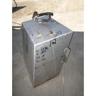 Aluminum Boat Gas Tank 19 Gallon 18 x 20 x 12