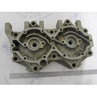 0326502 326502 OMC Evinrude Johnson 140 V4 Port Side Cylinder Head