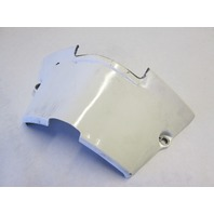 332172 350796 White Evinrude Johnson 35-55 Hp Exhaust Housing Front Cover