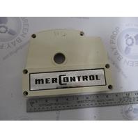 34681 Vintage Mercury Mercruiser MerControl Remote Control Housing Port
