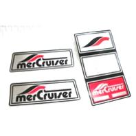 37-76731A1 Mercury Mercruiser 120-888 Hp Stern Drive Upper Unit Decal Kit