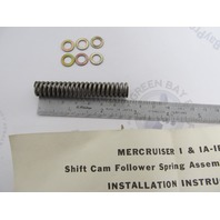 24-37610A1 Mercruiser Stern Drive Vintage Cam Follower Spring Assembly NLA