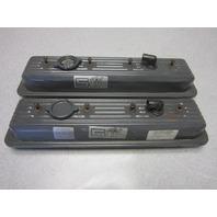 913268 387813 OMC Cobra 5.0 5.7 V8 Chevy Stern Drive Valve Covers