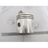 0380557 380557 OMC Evinrude Johnson 33-35 HP .020 OS Piston NLA