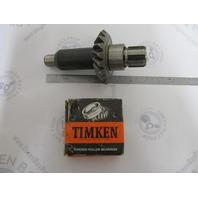 0383116 383116 382912 OMC Stringer Upper Unit Upper Shaft & Bearing