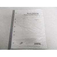 Volvo Penta Stern Drive Parts Catalog 3.0GLP-D Marine Gasoline Engines