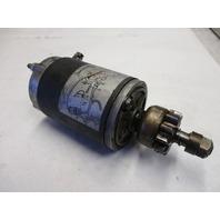0386591 Starter Motor Johnson 25 30 35 HP Evinruude 1976-05 0392133 0585061 0586278