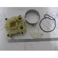 0389157 389157 OMC Evinrude Johnson 85-135 HP Water Pump Impeller Housing