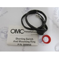 0389856 389856 OMC Evinrude Johnson 9.9-50 HP Outboard Shorting Switch & Ring