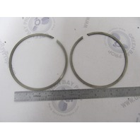 0390510 390510 OMC Evinrude Johnson CV6 Outboard Piston Ring Set .030