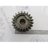 0390971 390971 OMC Evinrude Johnson Vintage Gear & Bushing 21 Tooth