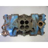 3844459 11-00195 327F Chris Craft 4 BBL V8 Intake Manifold